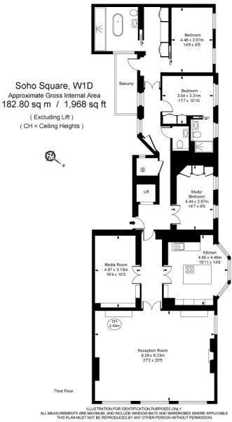 37 Soho Square, Flat 8 - floorplan.jpg