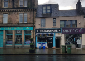 Photo of High Street, Musselburgh, East Lothian, EH21