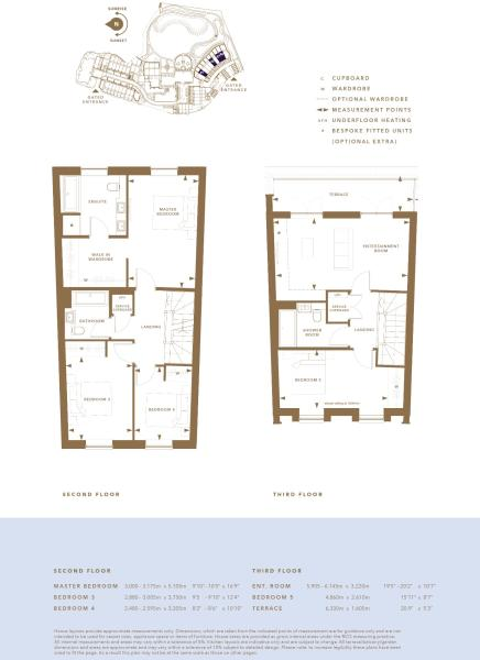 2nd & 3rd Floors