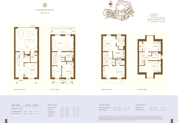 House 25 Floorplan