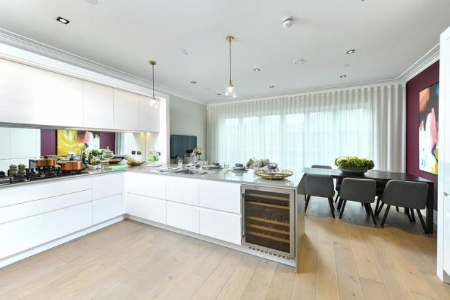 Showhome Kitchen