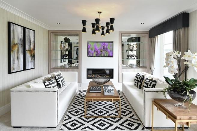 Showhome Reception