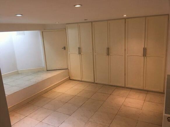 Basement Room One