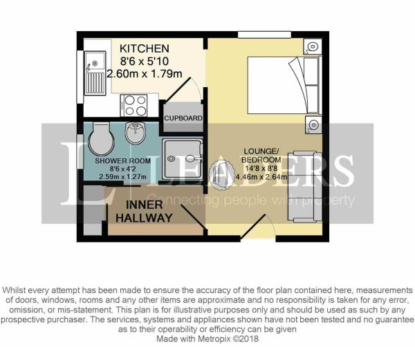 Meadow Close Floorplan