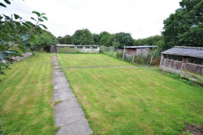 Garden before ken...