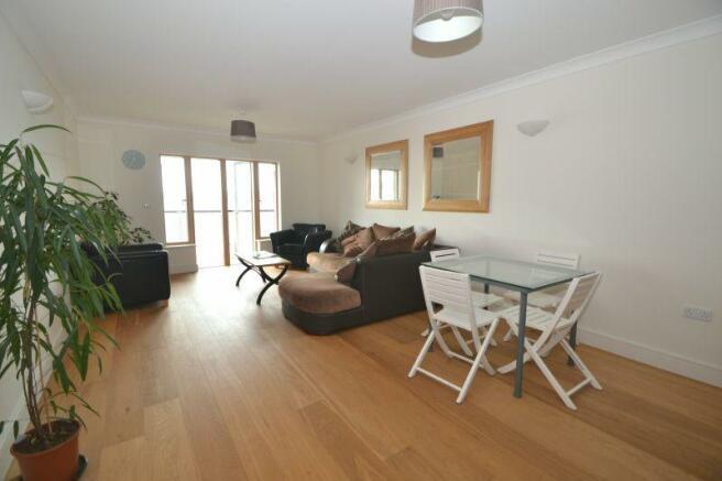 Open Plan Sitting/Dining Room