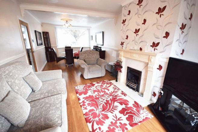 3 bedroom semi detached house for sale in norton drive sneyd green st6