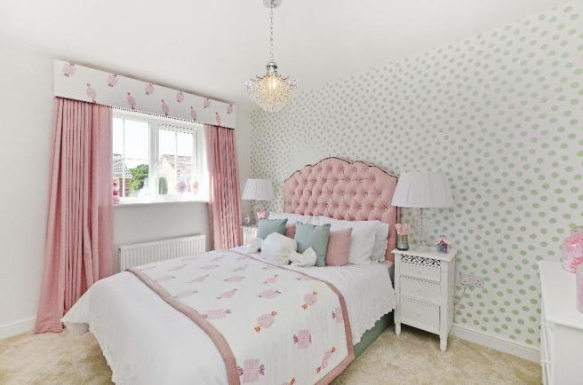 Showhouse bed 2