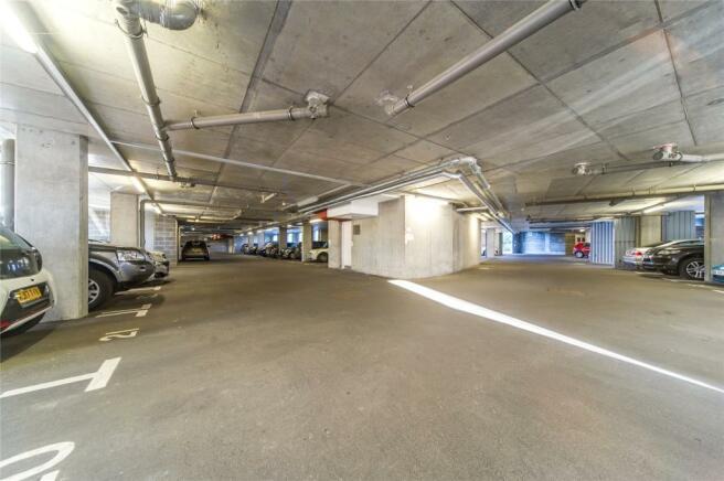 Undercroft Parking