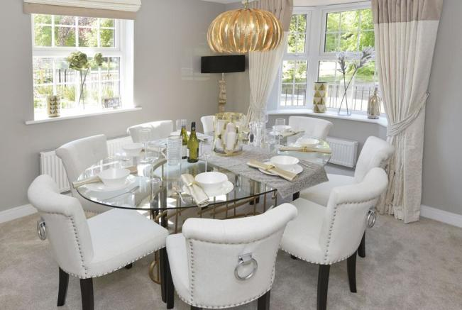 The Eden Show Home at Sparken Hill Gardens