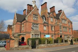Photo of College Business Centre, Uttoxeter New Road, Derby, DE22 2WZ