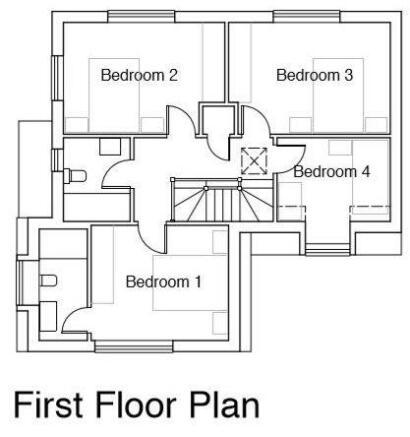 Plot 1 First Floor