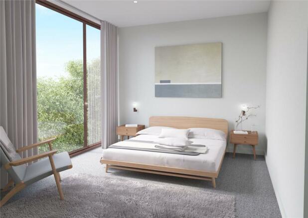 Bedroom Cgi