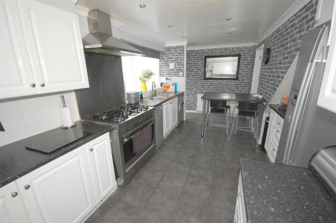 Refitted Kitchen/diner