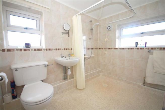 Shower/Wet Room