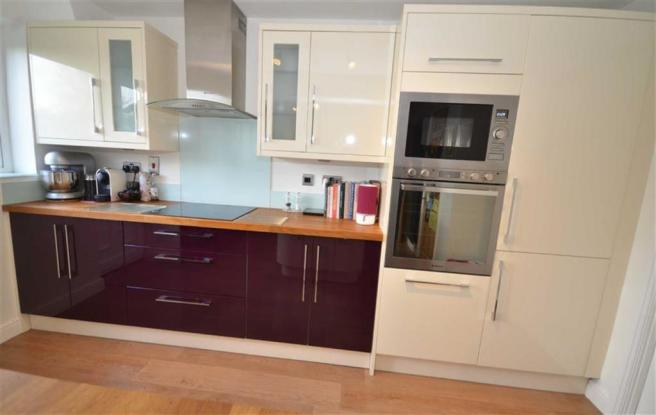 Superb Extended Refitted Kitchen