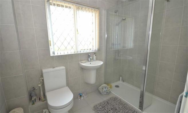 Refitted Shower Room/WC