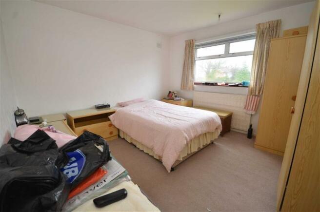 Side/Rear Bedroom Two
