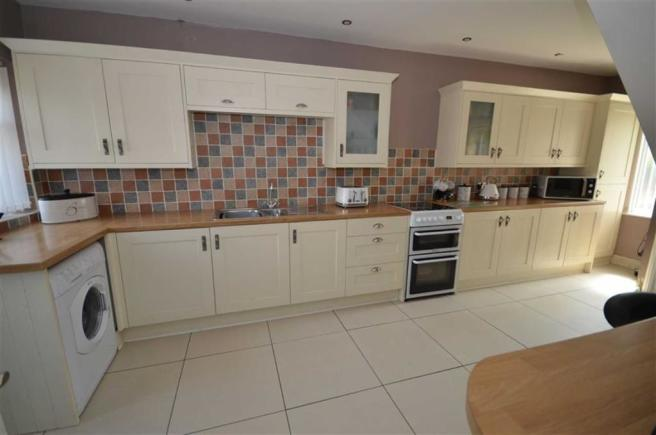 Refitted Kitchen/Diner