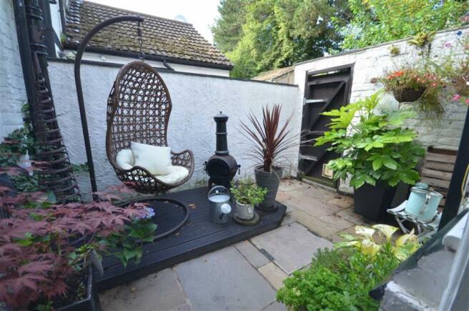 Rear Garden Areas