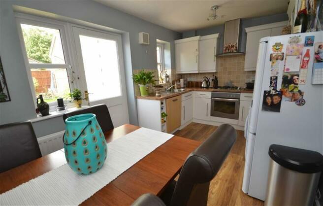 Full Width Kitchen/Diner