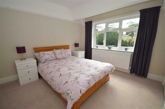 Rear Bedroom Five