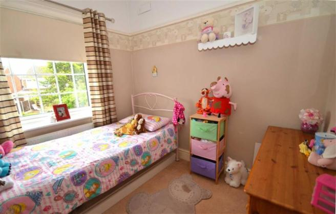 Rear Bedroom Three