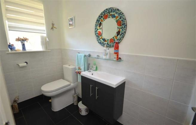 Refitted Cloakroom/WC