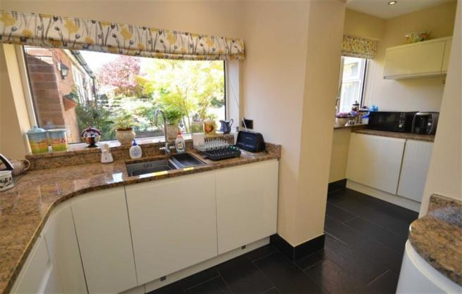 Feature Refitted Kitchen
