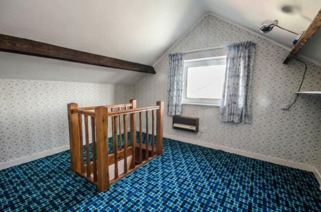 Bedroom 3/Study/Stor