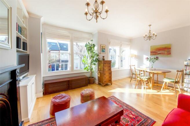 Alternate Living Room