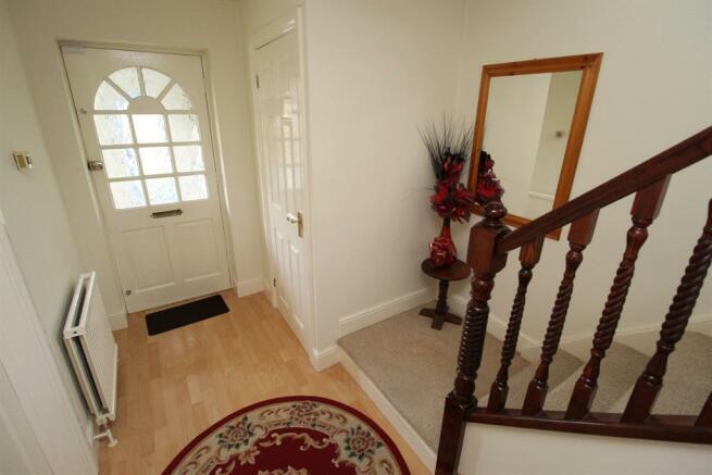 Entracne Hallway