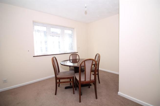 Bedroom Thrre (currently used as dining room)