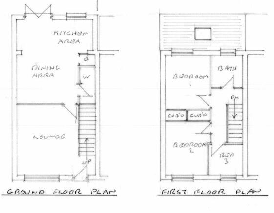 Floorplan for ...