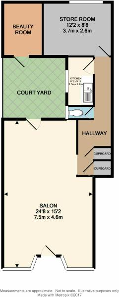 FLOOR PLAN - SALO...