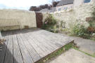 Rear Courtyard/Ga...