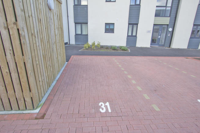 Allocated Parking...
