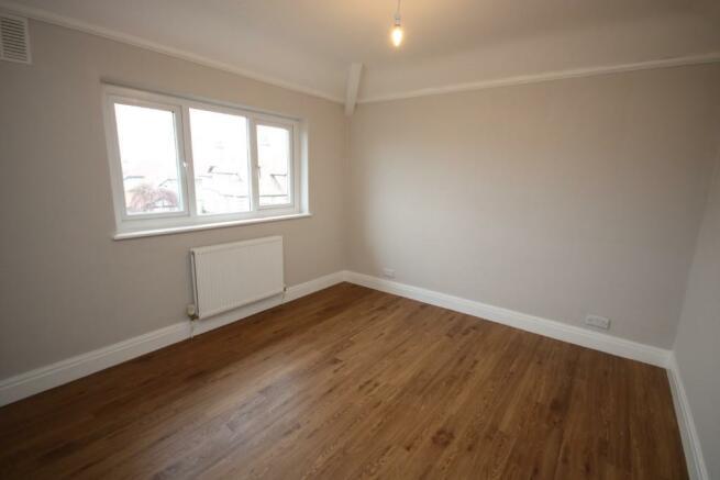 Bedroom 1, Front