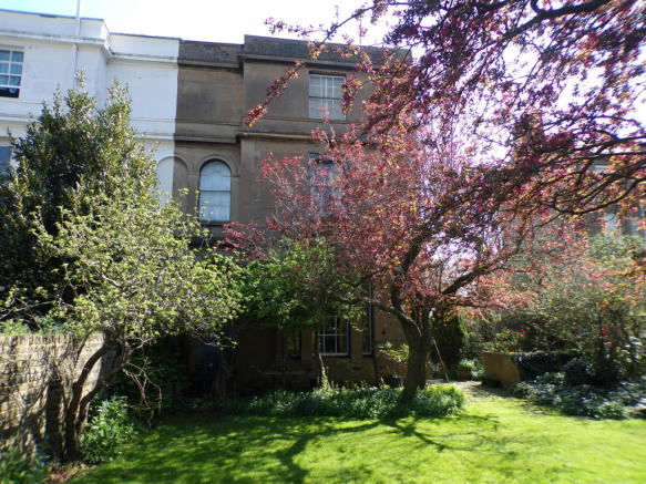 Rear Gardens/property to Rear