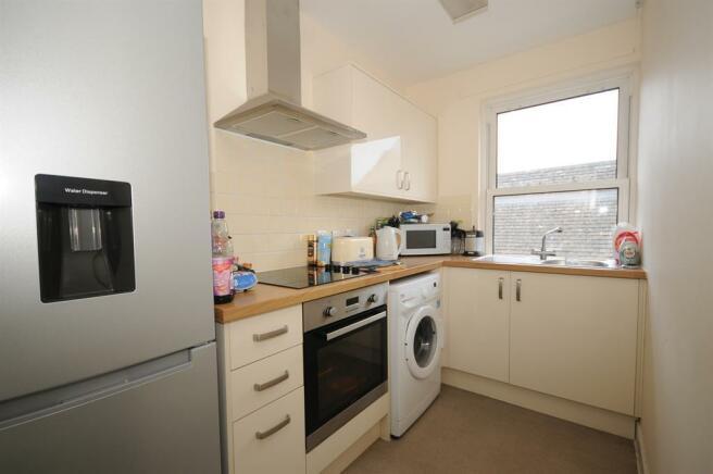 Flat - Kitchen