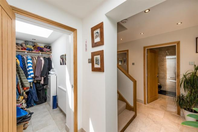 Hall & Cloakroom