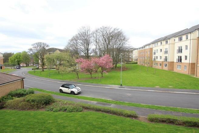 View from Juliette balcony