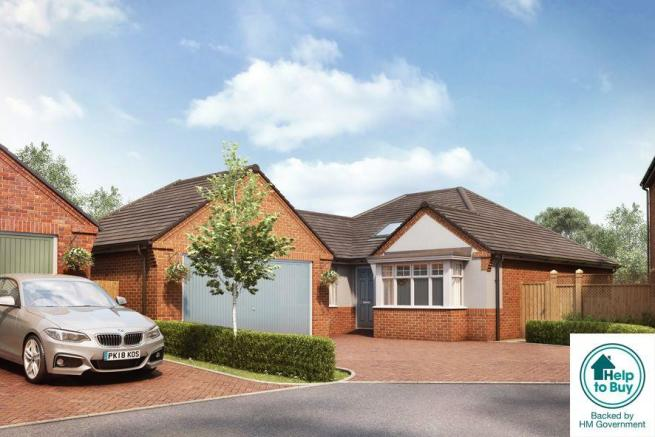 2 Bedroom Detached Bungalow For Sale In The Shaw Stencil Gardens Walsall Ws4 Ws4