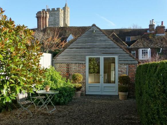 Barn Conversion For Sale Kent - modern house