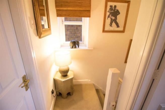 Stairwell/Upper Floo