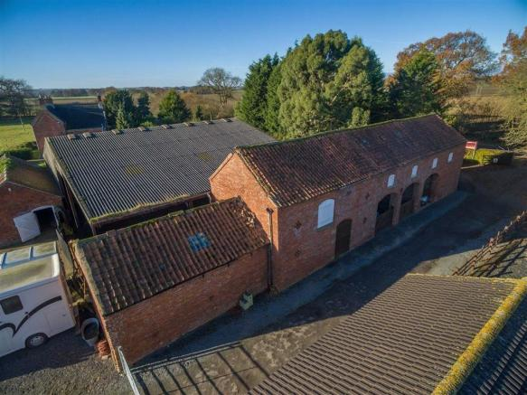PLANNING PERMISSION FOR BARN CONVERSION
