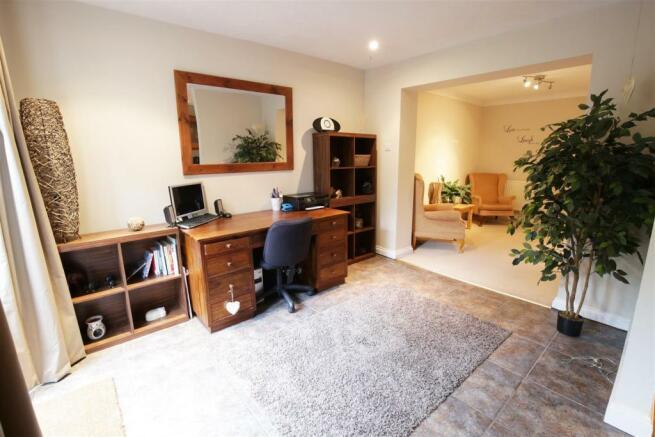 Study / Office Area