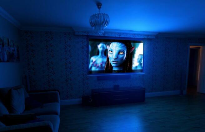 """Lounge """"Cinema Set U"""