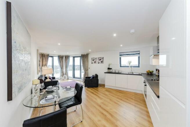 Show Flat Living Room