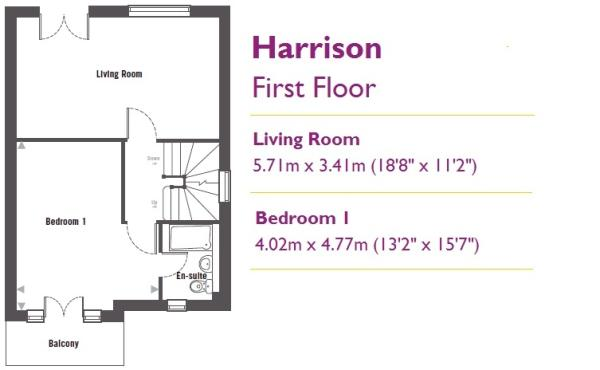 Floorplan - First